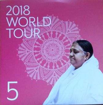 World Tour 2018, Vol. 5