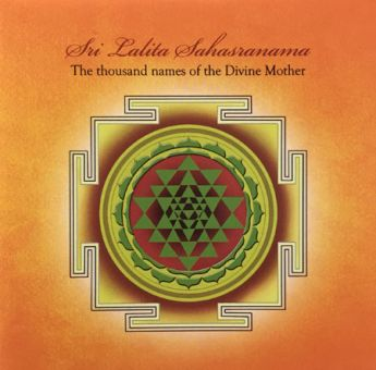 Sri Lalita Sahasranama CD