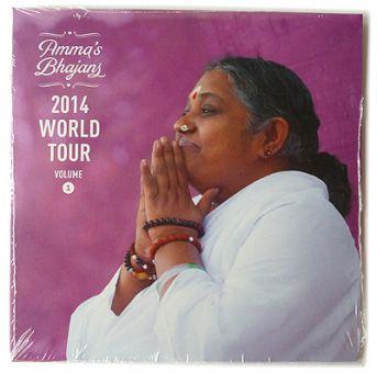 World Tour Bhajans 2014, Volume 1
