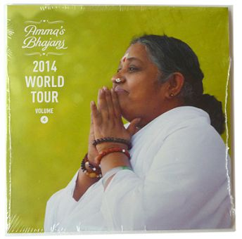 World Tour Bhajans 2014, Volume 4
