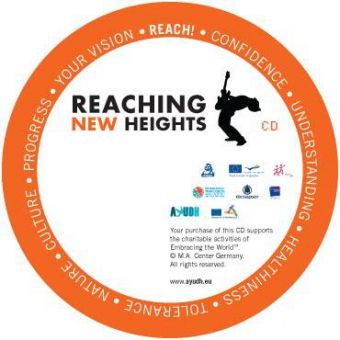 Reaching New Heights CD